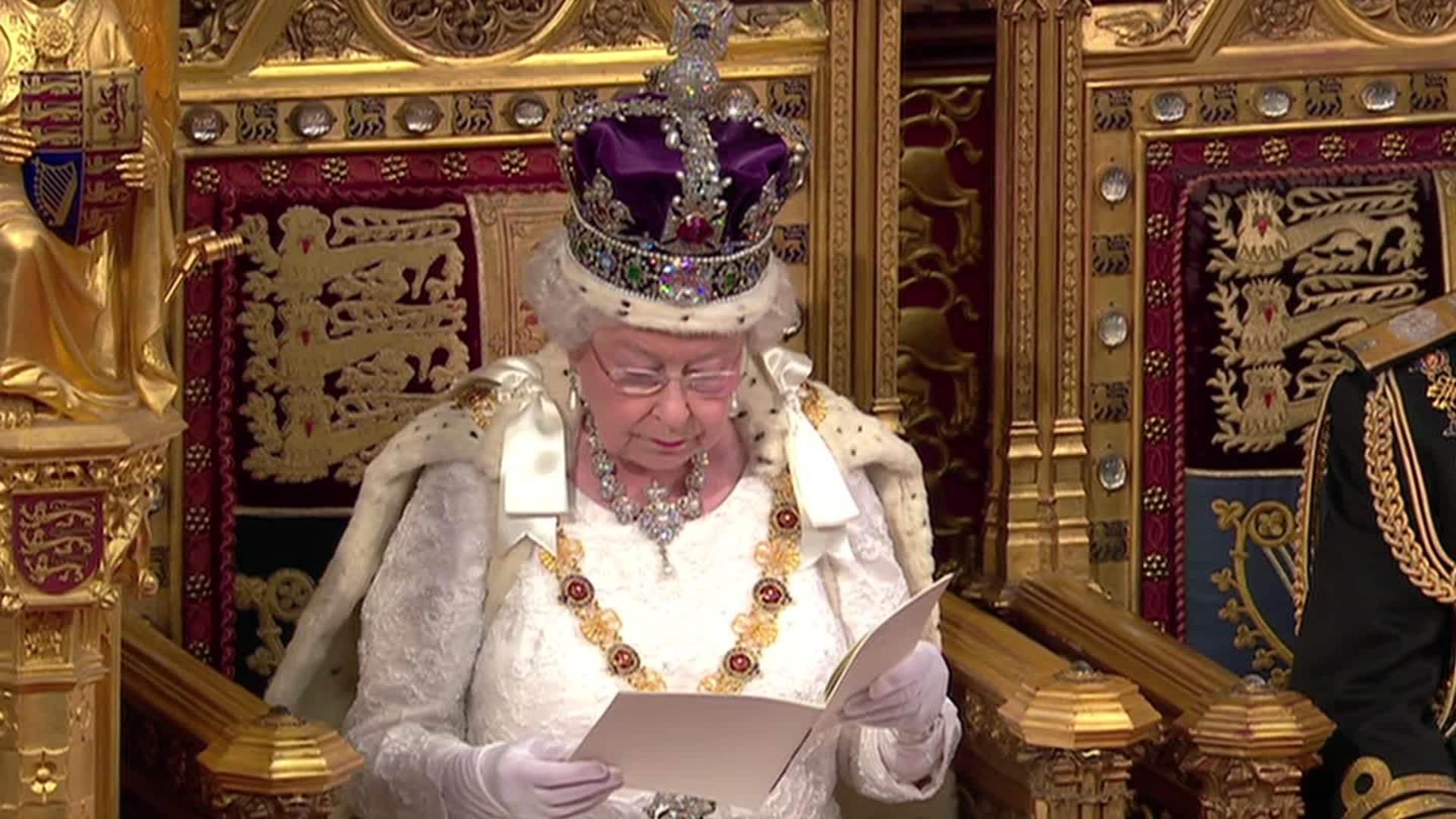 queen's speech - photo #7